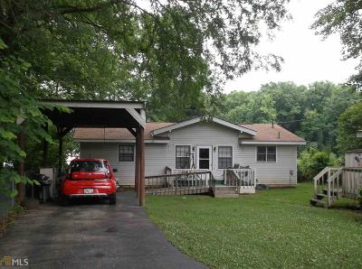 Milledgeville, Sparta, Eatonton Single Family Home For Sale: 127 Little Riverview
