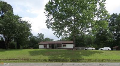 Newnan Single Family Home New: 397 Wynn Rd
