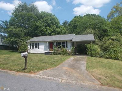Marietta Single Family Home New: 1230 Beech
