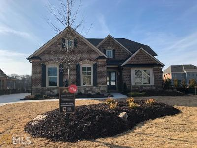 Cumming Single Family Home Under Contract: 3350 Carmichael Dr