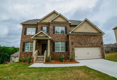 Loganville Single Family Home New: 3835 Spring Pl