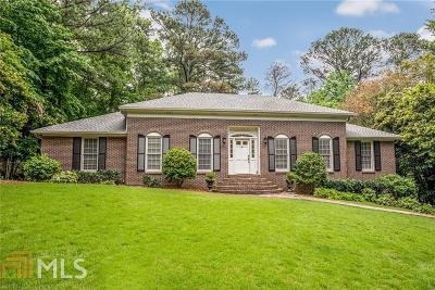 Atlanta Single Family Home New: 4129 Brookview Dr