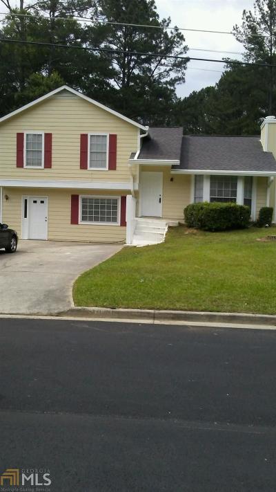 Atlanta Single Family Home New: 7000 Greenbower Ln