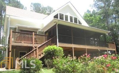 Pine Mountain Single Family Home For Sale: 6515 Sr 18 Hwy