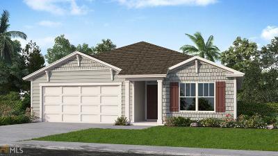 Kingsland GA Single Family Home New: $176,990