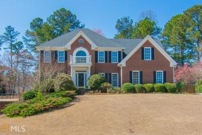 Lawrenceville Single Family Home New: 1750 Terrace Lake Dr