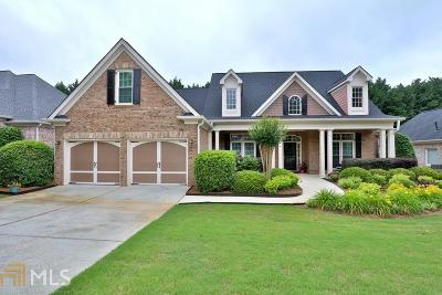 Loganville Single Family Home New: 2631 White Rose Dr