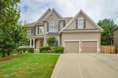Canton Single Family Home New: 416 Lakepoint Trce