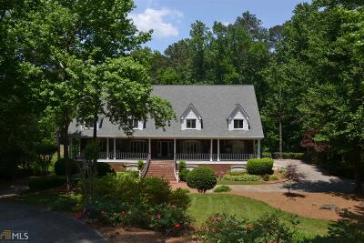 Stone Mountain Single Family Home Contingent With Kickout: 5108 Chastleton Ct