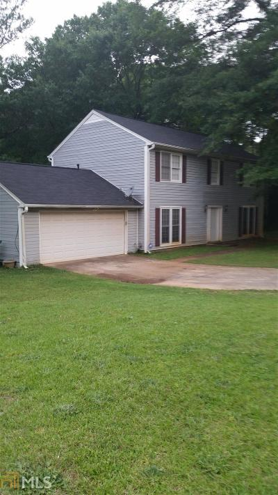 Stone Mountain Single Family Home New: 572 Aberdeen Dr