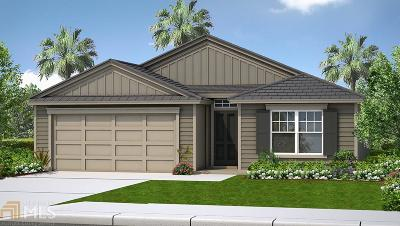 Kingsland GA Single Family Home New: $179,990