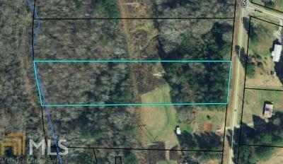 Monroe Residential Lots & Land New: Gratis Rd