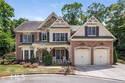 Atlanta Single Family Home New: 4605 Peachtree Dunwoody Rd