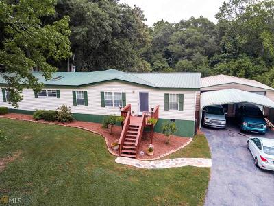 Jefferson Single Family Home New: 2553 Highway 82 S
