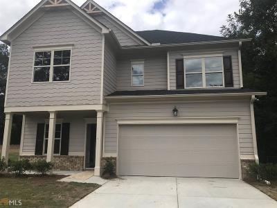 MABLETON Single Family Home New: 480 S Gordon Rd