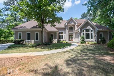 Country Club Of The South Single Family Home For Sale: 9450 Colonnade Trl