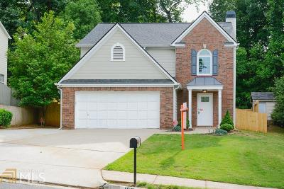 Roswell Single Family Home For Sale: 150 Enclave Ct