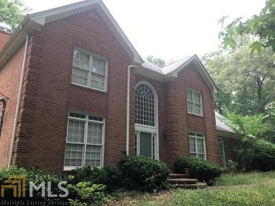 McDonough Single Family Home New: 400 Riverbend Dr