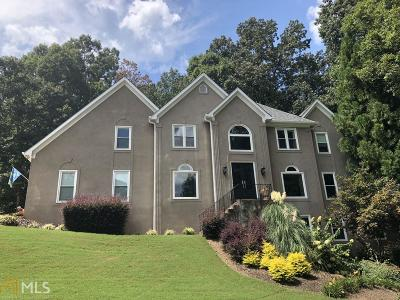 Roswell Single Family Home New: 550 Old Path Xing