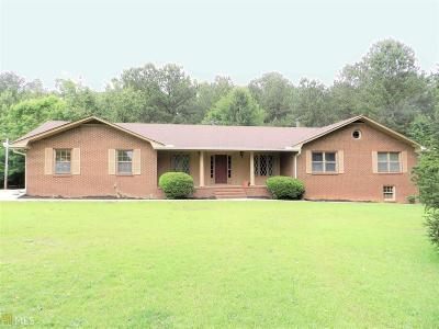 Fayetteville Single Family Home New: 1661 Hwy 92 N