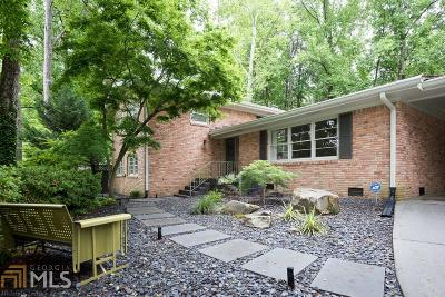 Atlanta Single Family Home New: 3263 Embry Hills Dr