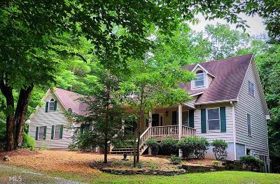 Rabun County Single Family Home For Sale: 2479 Burton Dam Rd