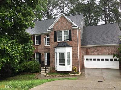 Stone Mountain Single Family Home For Sale: 6882 Waters Edge Dr