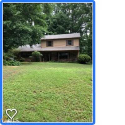 Douglas County Single Family Home New: 2016 Dutchess Rd