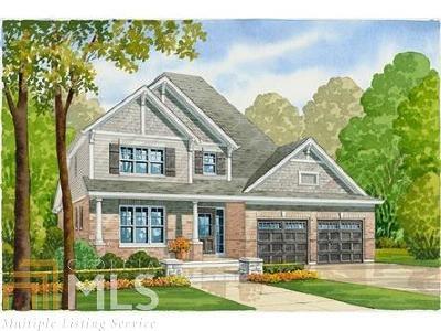 Cumming, Gainesville, Buford Single Family Home New: 9110 Ivyshaw Lndg