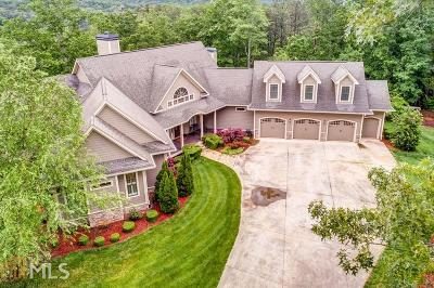 Gilmer County Single Family Home For Sale: 180 Emerald Springs Ln