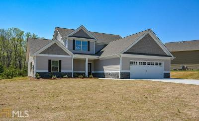 Douglasville Single Family Home New: 408 Mary Hill Ln