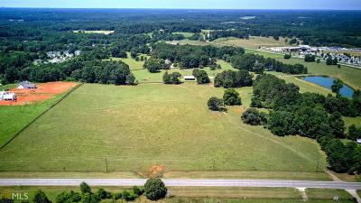 Winder Residential Lots & Land New: Hog Mountain Rd #1