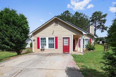 Jonesboro Single Family Home Under Contract: 10262 Little Brook