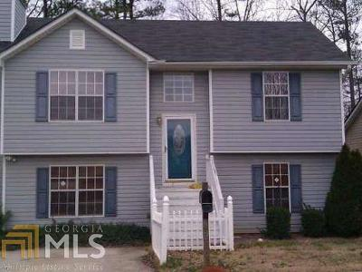 Ellenwood Single Family Home New: 3303 Homeward Trl