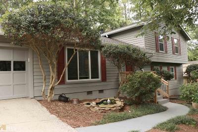 Roswell Single Family Home New: 190 Cedar Trc