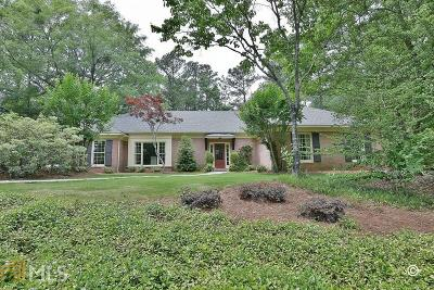 Muscogee County Single Family Home For Sale: 6909 Warm Springs