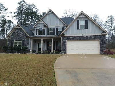 Snellville Single Family Home New: 4665 Jimmy Thomas Ct