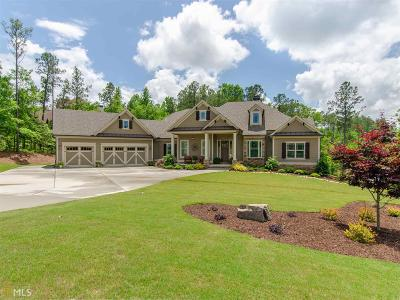 Coweta County Single Family Home For Sale: 88 Sagewood Ct