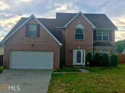 Atlanta Single Family Home New: 6027 Birdseye Trail