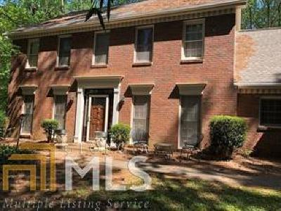Roswell Single Family Home New: 755 Upper Hembree
