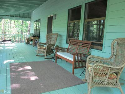 Sautee Nacoochee Single Family Home For Sale: 66 Indian Trl