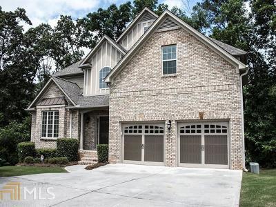 Lawrenceville Single Family Home New: 2576 Oakberry Dr