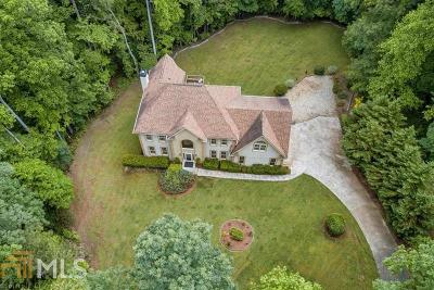 Woodstock Single Family Home New: 406 Crabapple Springs Ct