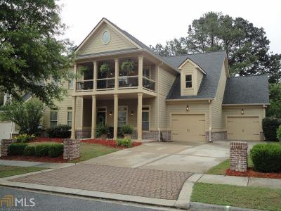 Loganville Single Family Home New: 520 Warm Springs Ct