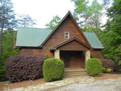 Sautee Nacoochee Single Family Home For Sale: 315 Howell Mill Dr
