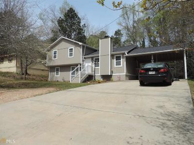 Lithonia Single Family Home New: 8158 Rockbridge