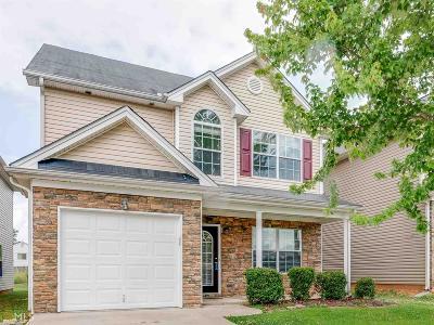 Hampton Single Family Home New: 11131 Aliyah Dr