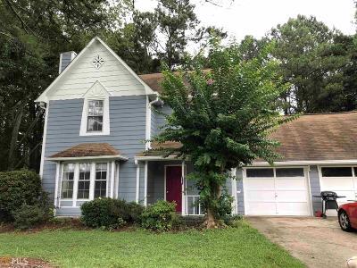 Douglas County Single Family Home New: 3088 Jessica Dr