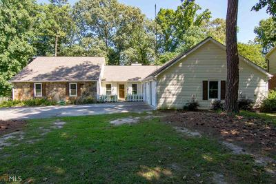Single Family Home For Sale: 4963 Williamsport Dr