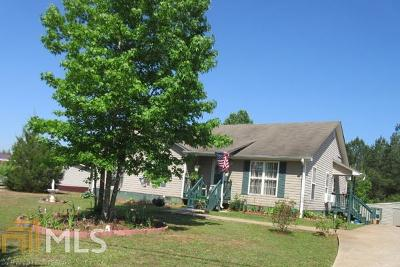 Elberton GA Single Family Home For Sale: $99,000